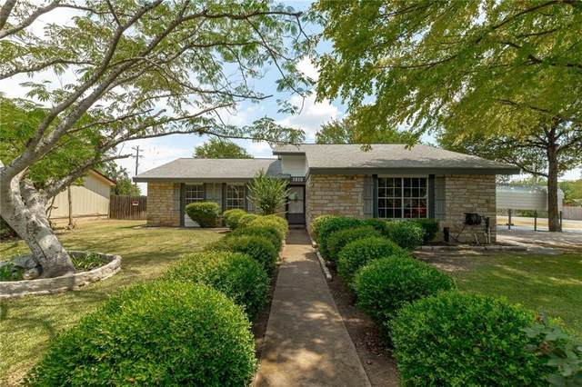 1810 S West Dr, Leander, TX 78641 (#2305842) :: R3 Marketing Group