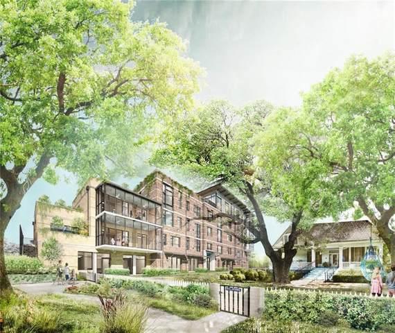 112 Academy Dr #401, Austin, TX 78701 (#2306122) :: Papasan Real Estate Team @ Keller Williams Realty