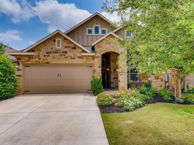 112 Martino Trl, Georgetown, TX 78628 (#2306347) :: Papasan Real Estate Team @ Keller Williams Realty