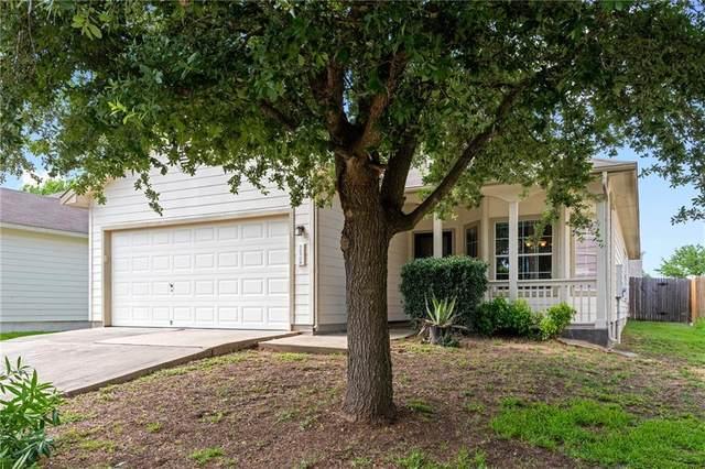 11508 Liberty St, Manor, TX 78653 (#2306626) :: Papasan Real Estate Team @ Keller Williams Realty