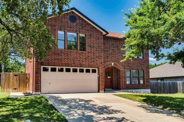 809 Dogwood Trl, Cedar Park, TX 78613 (#2308265) :: Papasan Real Estate Team @ Keller Williams Realty