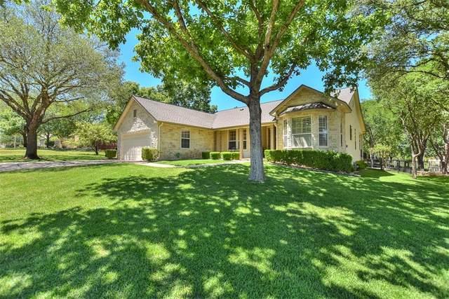 110 Juniper Berry Trl, Georgetown, TX 78633 (#2312319) :: First Texas Brokerage Company