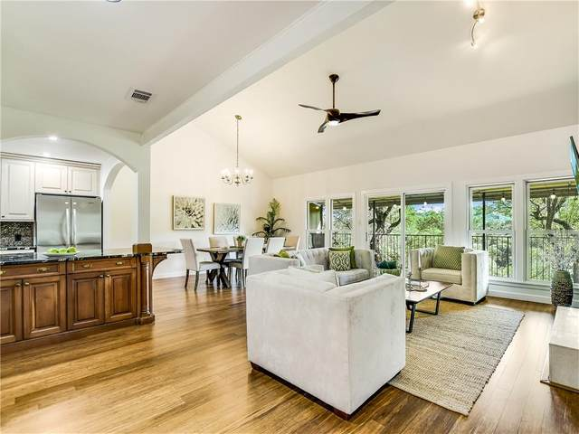 1821 Westlake Dr #136, Austin, TX 78746 (#2312834) :: The Summers Group
