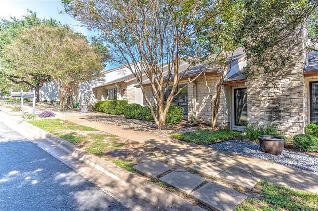 8825 Honeysuckle Trl, Austin, TX 78759 (#2313387) :: Front Real Estate Co.