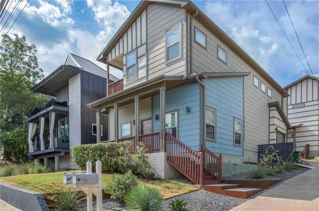 2706 E 12th St, Austin, TX 78702 (#2316013) :: Papasan Real Estate Team @ Keller Williams Realty