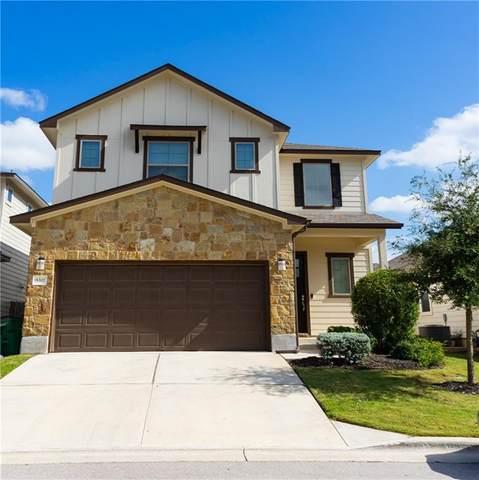15207 Kookaburra Path #104, Austin, TX 78728 (#2318850) :: Green City Realty