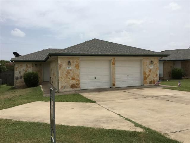 112 Marvin Cv, Hutto, TX 78634 (#2319889) :: Papasan Real Estate Team @ Keller Williams Realty