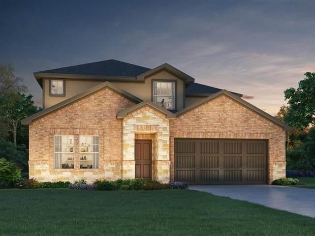 106 Ostracoda Ln, Hutto, TX 78634 (#2320752) :: Zina & Co. Real Estate