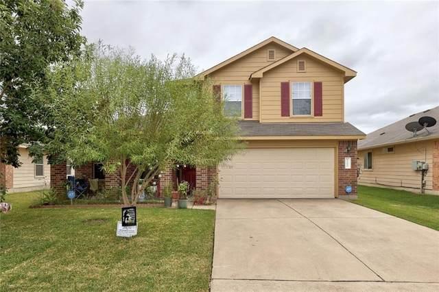 17913 Basket Flower Bnd, Elgin, TX 78621 (#2320803) :: Papasan Real Estate Team @ Keller Williams Realty