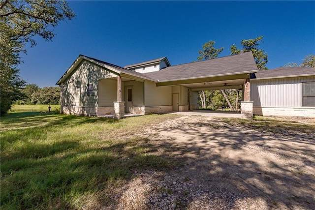 214 Private Road 7055, Milano, TX 76556 (#2321363) :: The Perry Henderson Group at Berkshire Hathaway Texas Realty