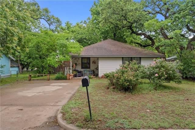 1312 W Mcneill St, Stephenville, TX 76401 (MLS #2321650) :: Brautigan Realty