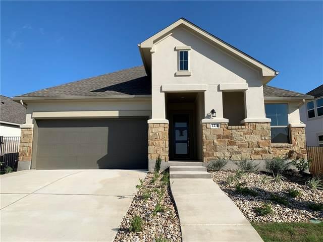 124 Saturnia Dr, Georgetown, TX 78628 (#2322944) :: Ben Kinney Real Estate Team