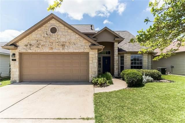 212 Watergate Way, Hutto, TX 78634 (#2323342) :: Ben Kinney Real Estate Team