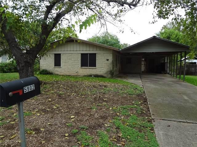 5902 Eureka Dr, Austin, TX 78745 (#2323627) :: Ben Kinney Real Estate Team