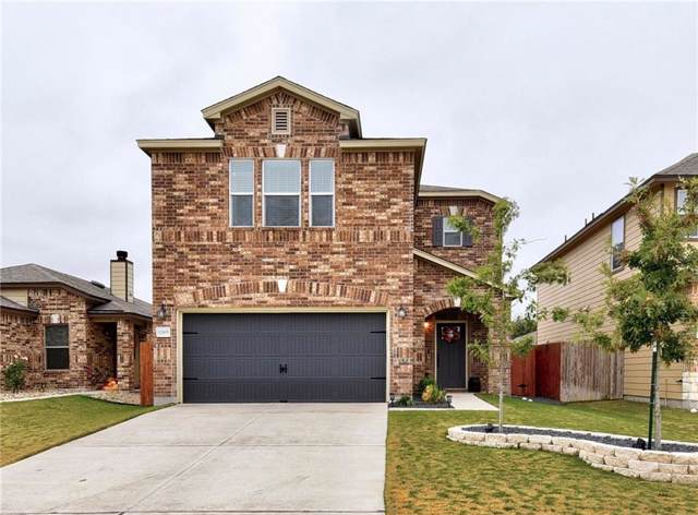 12805 Fireside Chat St, Manor, TX 78653 (#2324224) :: The Perry Henderson Group at Berkshire Hathaway Texas Realty