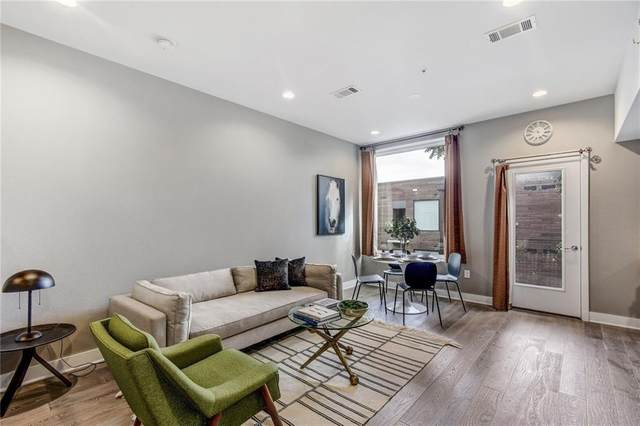 1800 E 4th St #314, Austin, TX 78702 (#2324412) :: Ben Kinney Real Estate Team