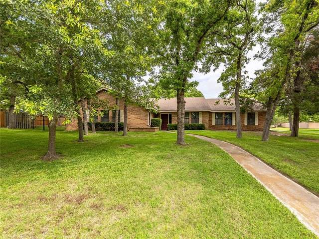 1900 Yokley Rd, Rockdale, TX 76567 (#2324695) :: Watters International