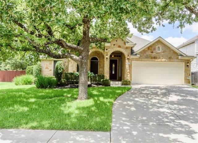 9900 Lisi Anne Dr, Austin, TX 78717 (#2324833) :: Ben Kinney Real Estate Team