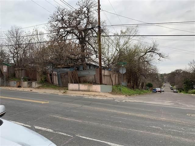 3412 E 12th St, Austin, TX 78721 (#2328726) :: Papasan Real Estate Team @ Keller Williams Realty
