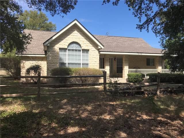 2550 County Road 233, Florence, TX 76527 (#2328967) :: Ben Kinney Real Estate Team