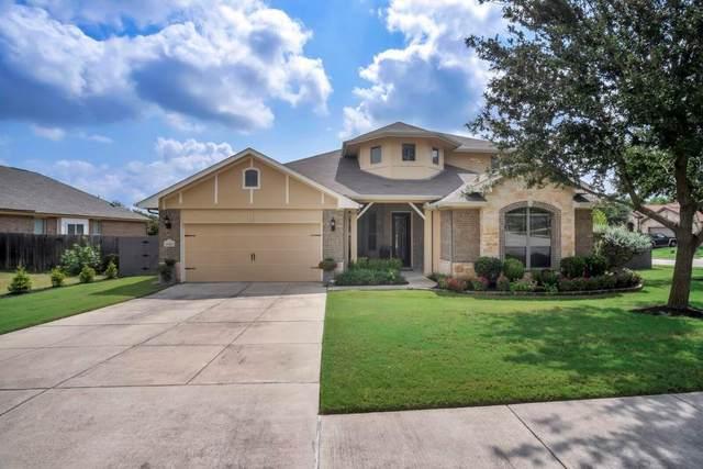 19901 Bark Way, Round Rock, TX 78664 (#2332120) :: Papasan Real Estate Team @ Keller Williams Realty