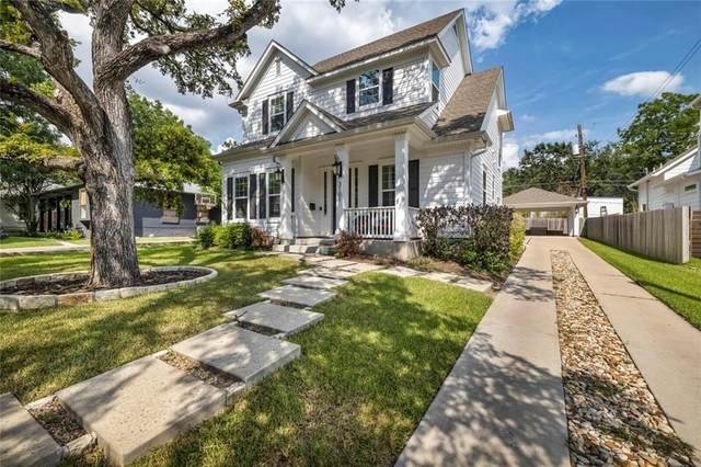 3101 Funston St, Austin, TX 78703 (#2333255) :: Ben Kinney Real Estate Team