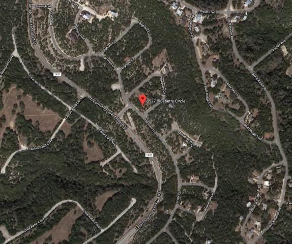 8527 Blueberry Cir, Lago Vista, TX 78645 (#2333329) :: The Gregory Group