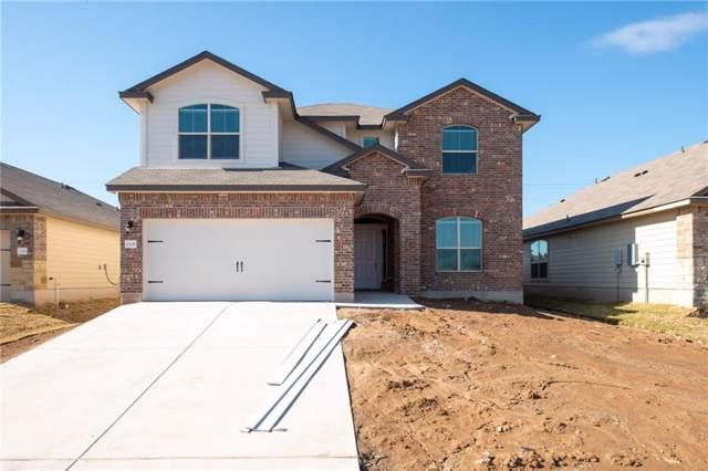 1109 Ibis Falls Loop, Jarrell, TX 76537 (#2337424) :: The Perry Henderson Group at Berkshire Hathaway Texas Realty