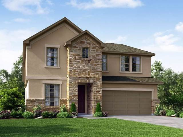 1409 Vista View Dr, Georgetown, TX 78626 (#2339509) :: Ana Luxury Homes