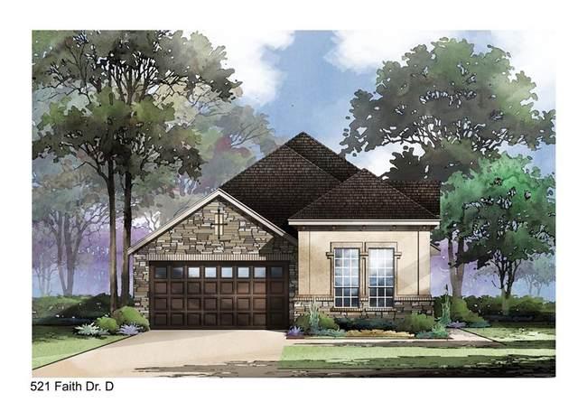 521 Faith Dr, Liberty Hill, TX 77864 (#2339543) :: Papasan Real Estate Team @ Keller Williams Realty