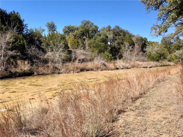 Lot 12 Whitewater Dr, Bertram, TX 78605 (#2340739) :: The Perry Henderson Group at Berkshire Hathaway Texas Realty