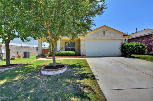 1009 Peppermint Trl, Pflugerville, TX 78660 (#2342394) :: The Heyl Group at Keller Williams