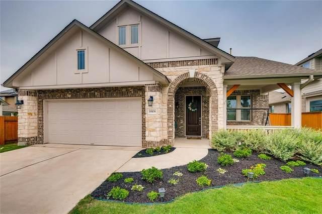 19108 Hershey Pass, Pflugerville, TX 78660 (#2343065) :: Ben Kinney Real Estate Team