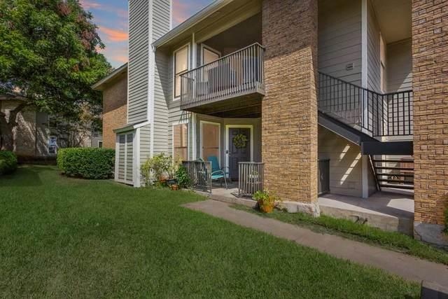 10616 Mellow Meadows Dr 6A, Austin, TX 78750 (#2345955) :: Sunburst Realty