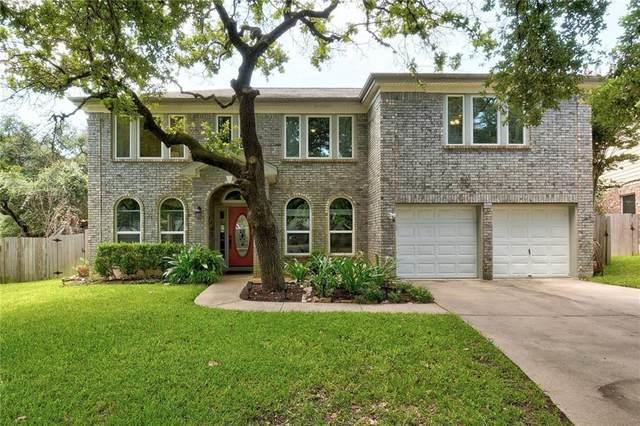 6305 Walebridge Ln, Austin, TX 78739 (#2346021) :: ORO Realty