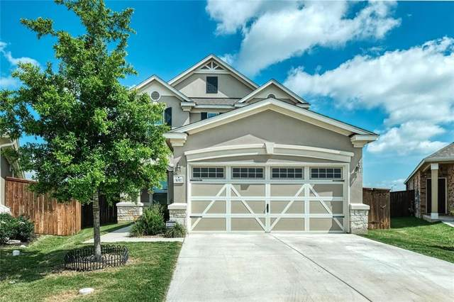 1017 Danish Cv, Hutto, TX 78634 (#2347824) :: All City Real Estate