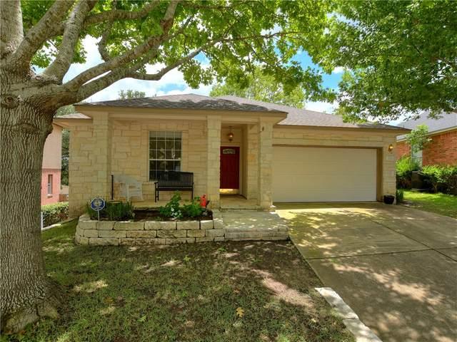 2720 Cascade Falls Dr, Austin, TX 78738 (#2348647) :: Service First Real Estate