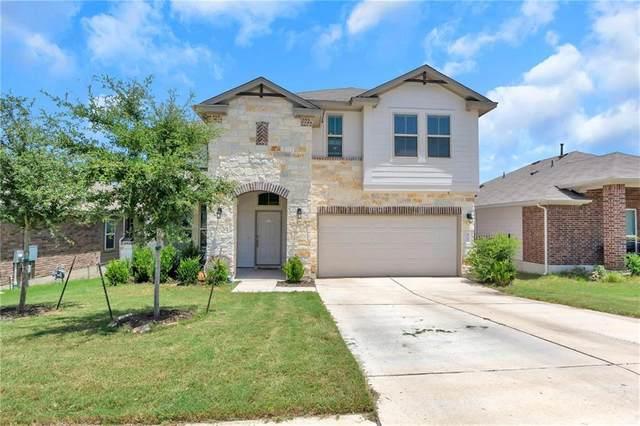 412 Red Matador Ln, Leander, TX 78641 (#2349755) :: Papasan Real Estate Team @ Keller Williams Realty