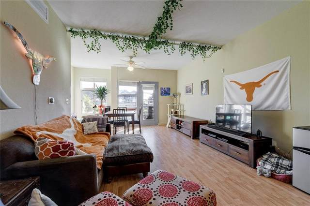 711 W 26th St #606, Austin, TX 78705 (#2353654) :: Green City Realty