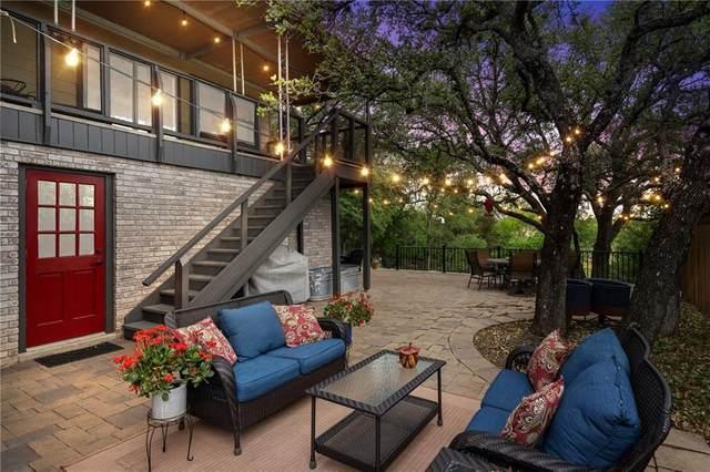 806 Hi Circle West, Horseshoe Bay, TX 78657 (#2354079) :: Papasan Real Estate Team @ Keller Williams Realty