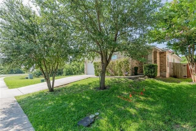 18413 Great Falls Dr, Manor, TX 78653 (#2354089) :: Papasan Real Estate Team @ Keller Williams Realty