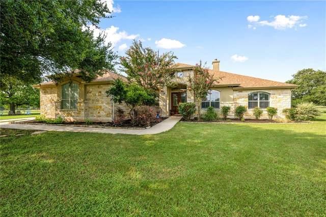 108 Casa Verde Cv, Georgetown, TX 78633 (#2355484) :: Papasan Real Estate Team @ Keller Williams Realty
