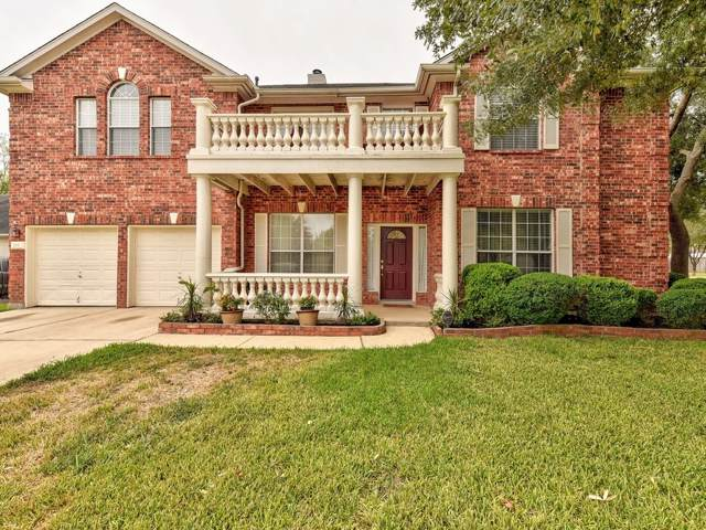 105 Olympic Dr, Pflugerville, TX 78660 (#2356172) :: The Perry Henderson Group at Berkshire Hathaway Texas Realty