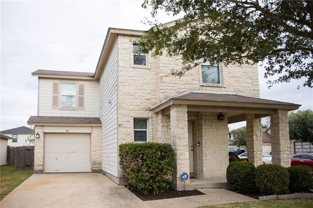 99 Jan Ln, Georgetown, TX 78626 (#2357222) :: The Perry Henderson Group at Berkshire Hathaway Texas Realty