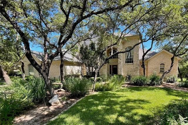 216 Hurst Creek Rd, Lakeway, TX 78734 (#2358391) :: ORO Realty