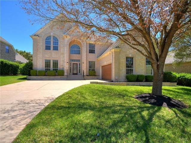 2822 Cool River Loop, Round Rock, TX 78665 (#2358471) :: The Myles Group | Austin