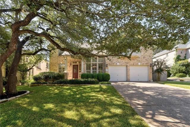 11917 Portofino Dr, Austin, TX 78732 (#2360968) :: Papasan Real Estate Team @ Keller Williams Realty
