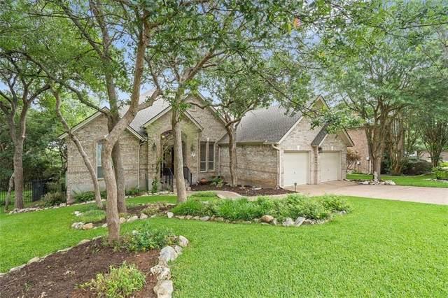 122 Las Colinas Dr, Georgetown, TX 78628 (#2361969) :: Papasan Real Estate Team @ Keller Williams Realty