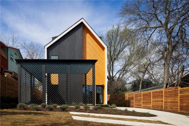2118 Glendale Pl #1, Austin, TX 78704 (#2363302) :: Papasan Real Estate Team @ Keller Williams Realty