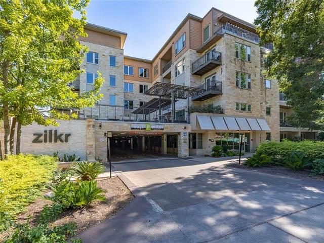 1900 Barton Springs Rd #5048, Austin, TX 78704 (#2368945) :: The Heyl Group at Keller Williams